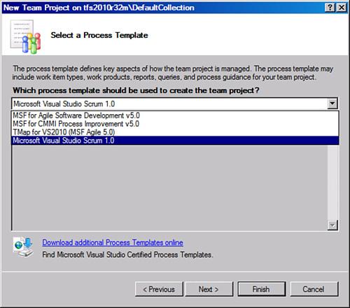 Process Templates | Scrum, Agile Practices, and Visual Studio | InformIT