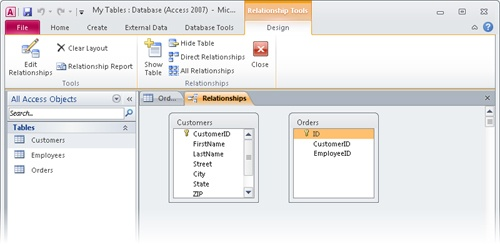 Create Databases and Simple Tables | Microsoft Press Store