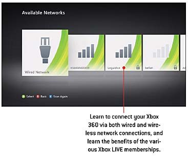 Networking Your Xbox | Connecting to Your Home Network | InformIT