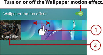 Android : How to set image as wallpaper from gallery on Samsung ...