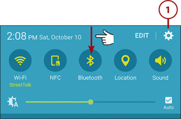 Adjusting Sound and Notifications Settings | Customizing