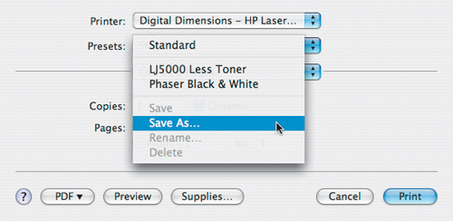 The Mac Designer's Guide to Printing | Setting Up Printers