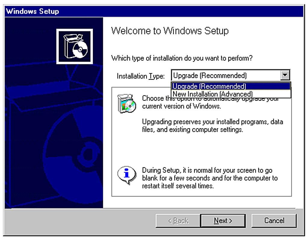 Updating windows 2000 to xp dating younger men jokes