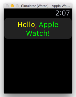 Learning WatchKit Programming: Responding to User Actions