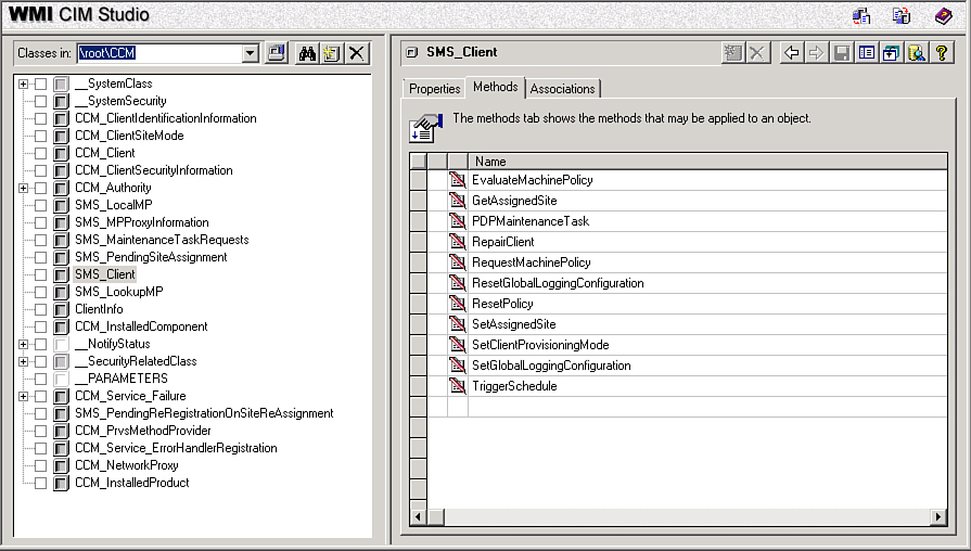 WMI in ConfigMgr | Looking Inside System Center 2012