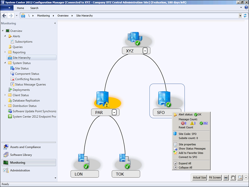 Configuring the hierarchy configuration manager 2012 configuring the hierarchy configuration manager 2012 implementation and administration informit ccuart Image collections