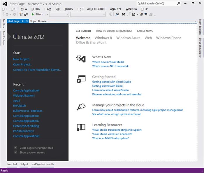 Visual Studio Premium 2012 Buy Online