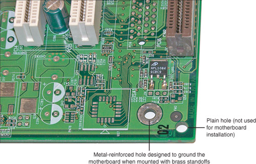 Foundation Topics: Motherboards and Their Components   CompTIA A+ ...
