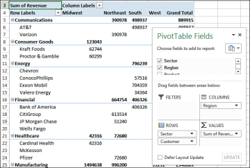 pivot tables excel 2013 koni polycode co
