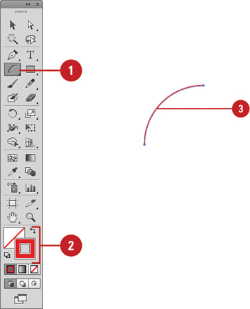 Creating Arcs and Spirals | Working with Objects in Adobe
