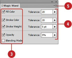 Using the Magic Wand Tool | Working with Objects in Adobe