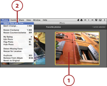 Changing Your Photo's Date and Time | Reading Metadata and