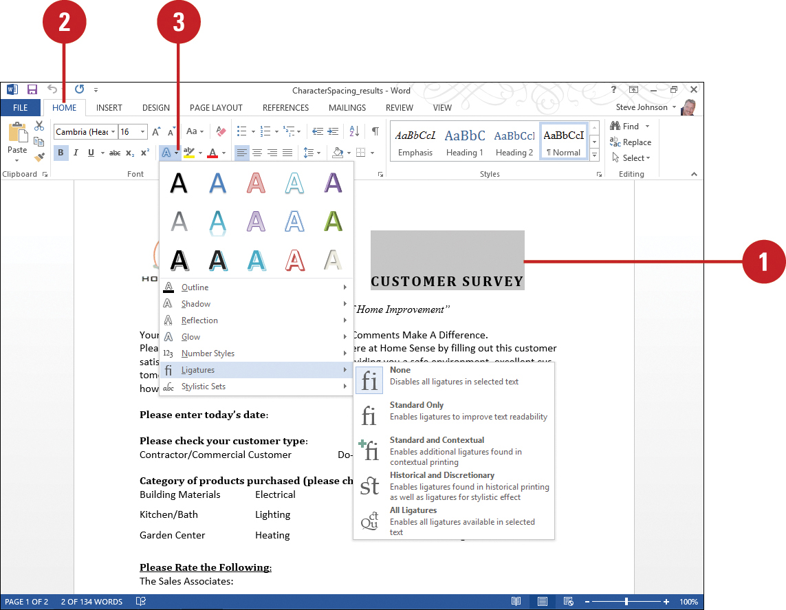 Microsoft Word Letter Spacing.Changing Character Spacing Formatting Documents In Word