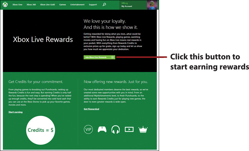 Enjoying Xbox Live Rewards | Examining Xbox Live: What Do You Get