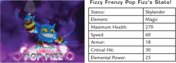 Fizzy Frenzy Pop Fizz: