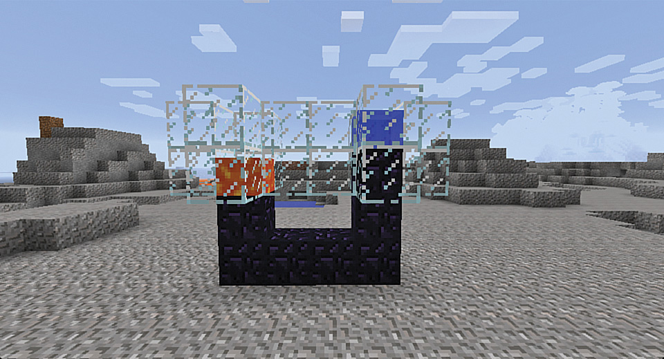 Obsidian Generator The Advanced Strategy Guide To Minecraft Mining And Ore Generators Informit