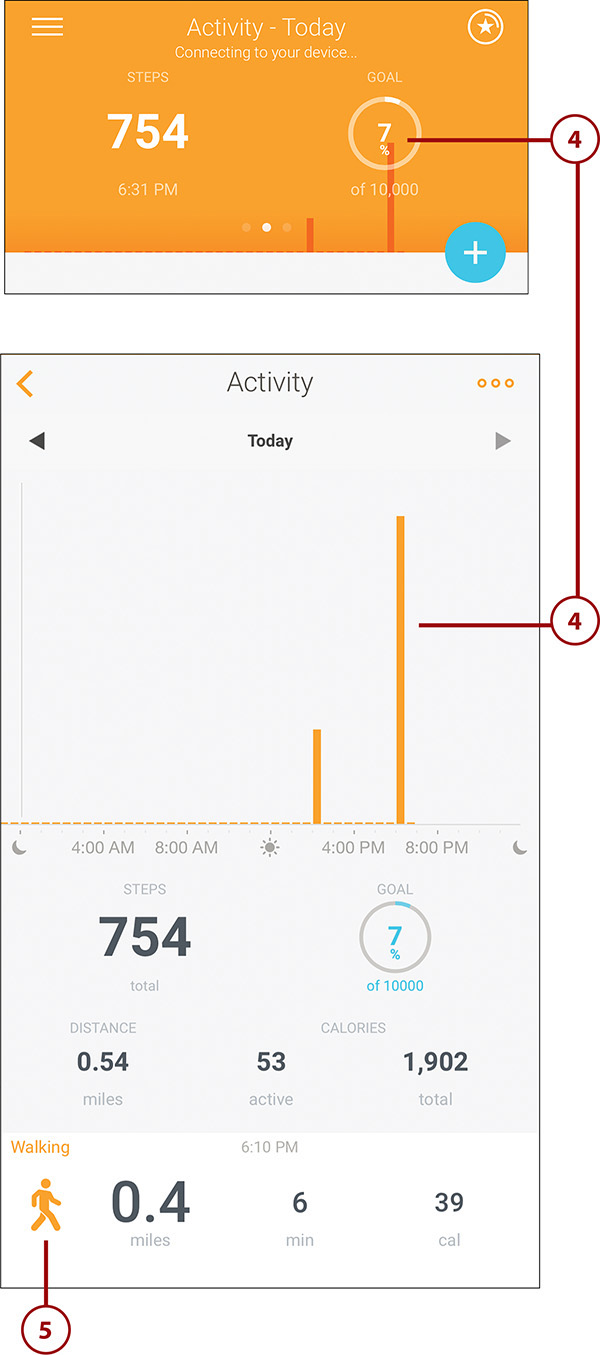 Monitoring Walking and Running Distance | Keeping Active and