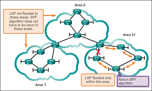 Link-State Dynamic Routing (3 4) > Cisco Networking