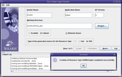 Creating New Resource Types | Managing Your Oracle Solaris