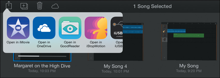 Share the Song with iMovie | How to Compose a Soundtrack in