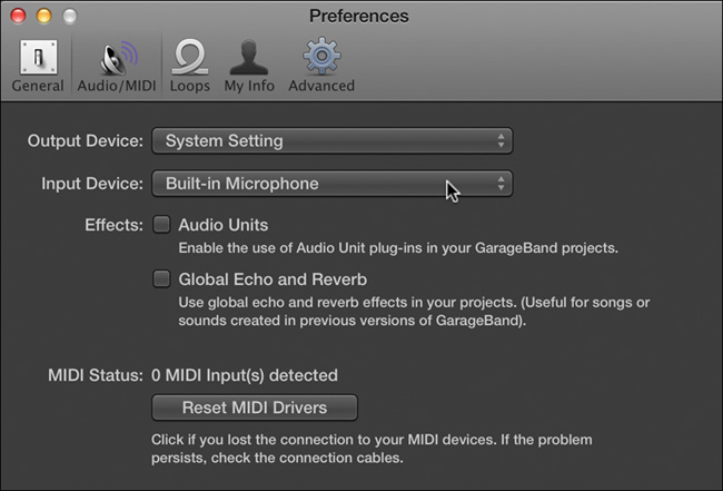 Recording Multiple Tracks | Recording and Editing Software