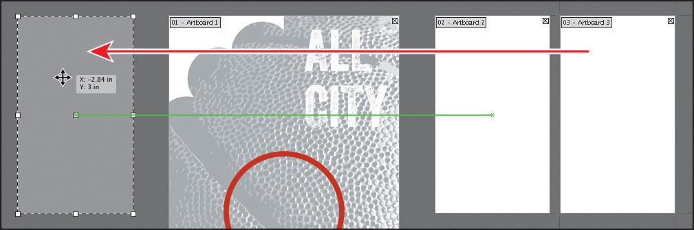 Working with artboards > Transforming Artwork in Adobe