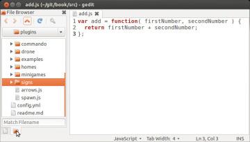 <b>Installing</b> gedit on Linux | Writing <b>Minecraft Plugins</b> in JavaScript ...
