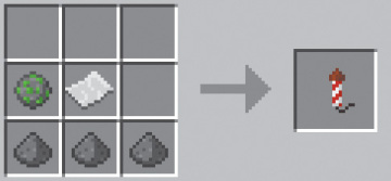 how to make a slimeball in minecraft. FIGURE 4.39 Recipe To Craft A Firework Rocket: 1 Piece Of Paper; 1, 2, Or 3 Pieces Gunpowder (to Set The Height); And Up 7 Fireworks Stars. How Make Slimeball In Minecraft