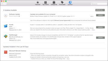 How to Update OS X Software | Reference 4 1 Understand