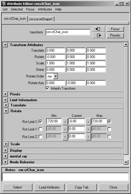 MEL Scripting a Character Rig in Maya: Adding Advanced Rig Controls