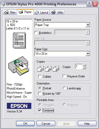Windows Printer Drivers   How to Adjust Your Printer