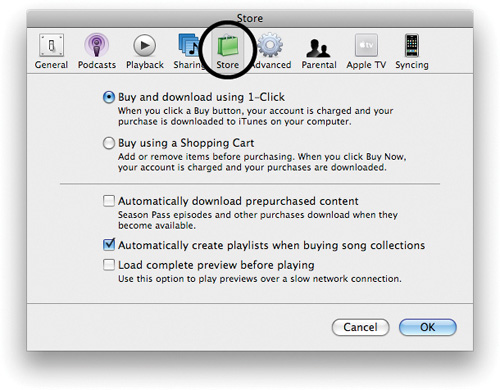 iTunes Preferences | The Beginner's Guide to Doing Everything In