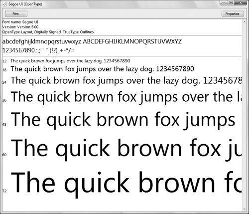 Managing Fonts | Personalize Your Work Environment in