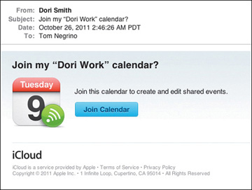 Sharing Your Calendars with Others | Working with Calendars and ...