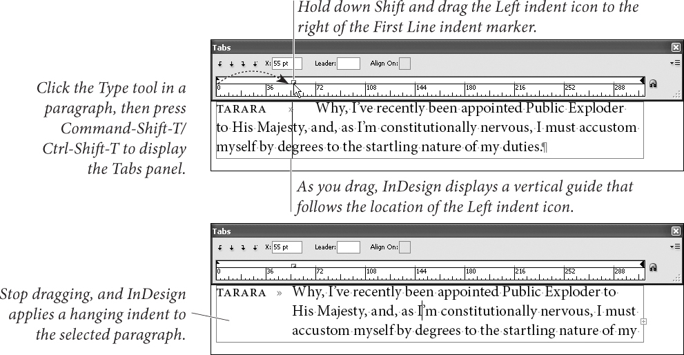 Paragraph Formatting | Why Adobe InDesign CS6 Is Now the Best