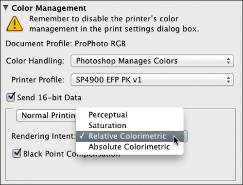 Printing from Photoshop | Jeff Schewe on Making a Digital