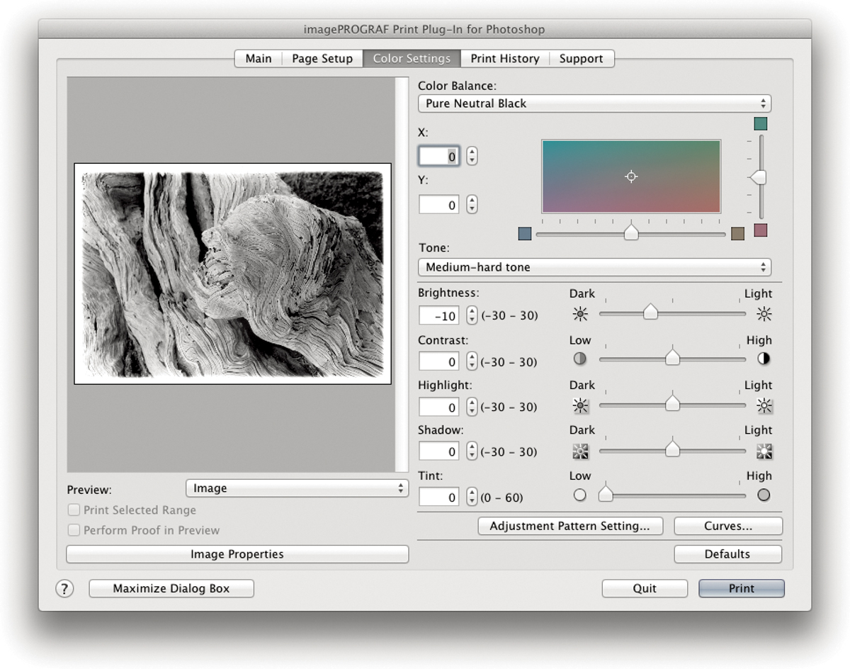 Printing a Black-and-White Image | Jeff Schewe on Making a