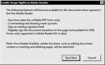 Understanding Reader Extensions > Adobe LiveCycle Designer