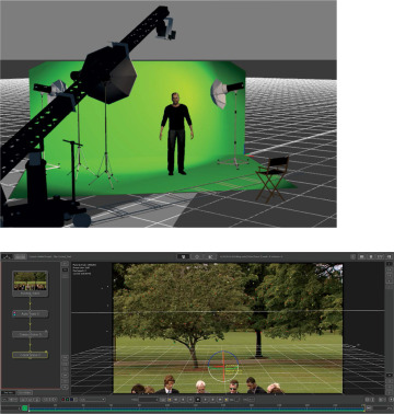 [digital] Visual Effects and Compositing: 3D for VFX