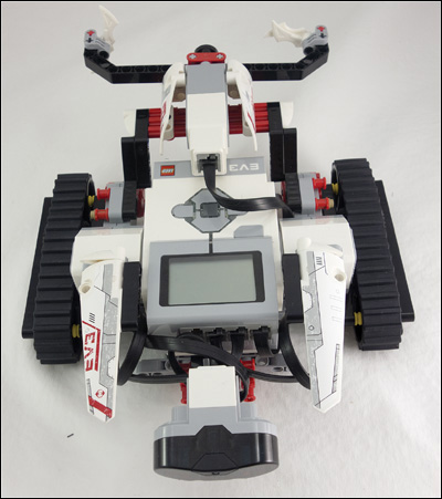 The EV3 Starter Robots | Building Your First Bots with LEGO