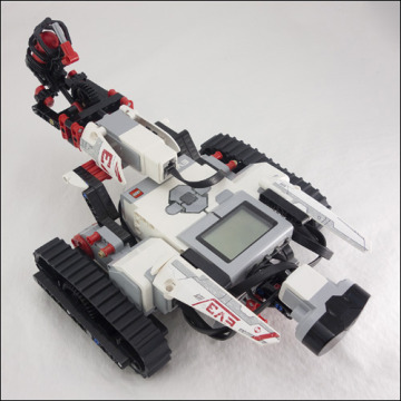 ev3 robot building instructions
