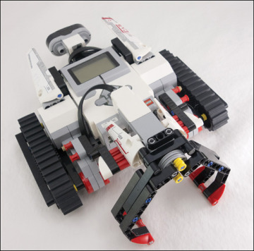 The EV3 Starter Robots | Building Your First Bots with LEGO ...