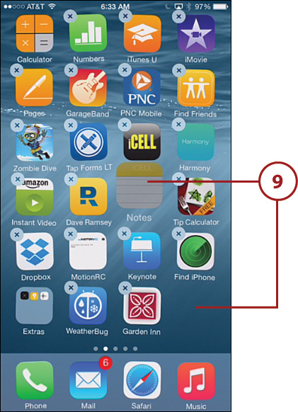 Configuring an iPhone to Suit Your Preferences | Customizing Your