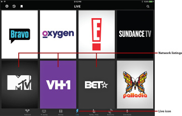 Streaming TV Shows on Your Smartphone or Tablet | Watching