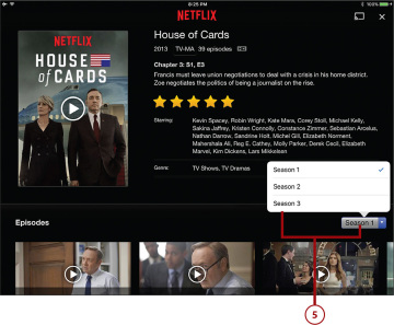 Streaming TV Shows on Your Smartphone or Tablet   Watching