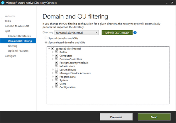 Skill 4 1: Prepare on-premises Active Directory for Azure AD