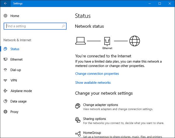 Configure networking | Microsoft Press Store