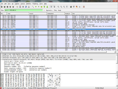 Security Auditing Tools > Network Security Auditing Tools