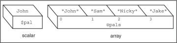 Numeric Scalars