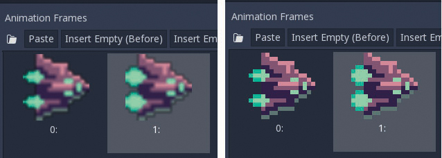 Making the Scenes | Creating a 2D Game with Godot Engine